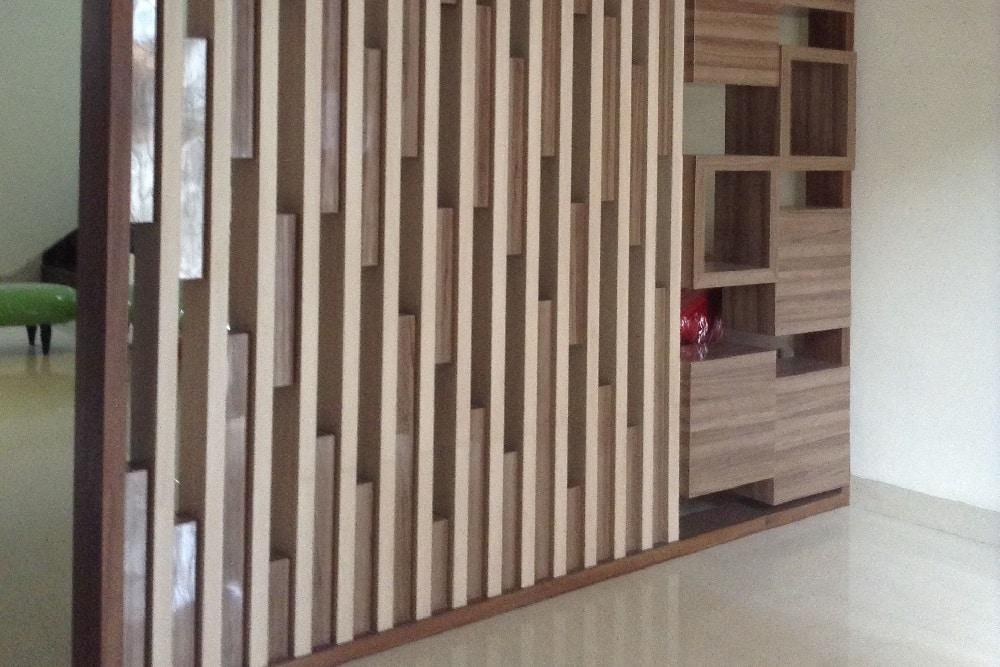 claustra en bois
