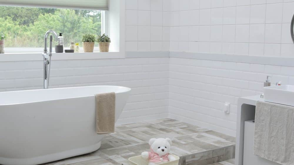 carrelage petite salle de bain, le meilleur choix