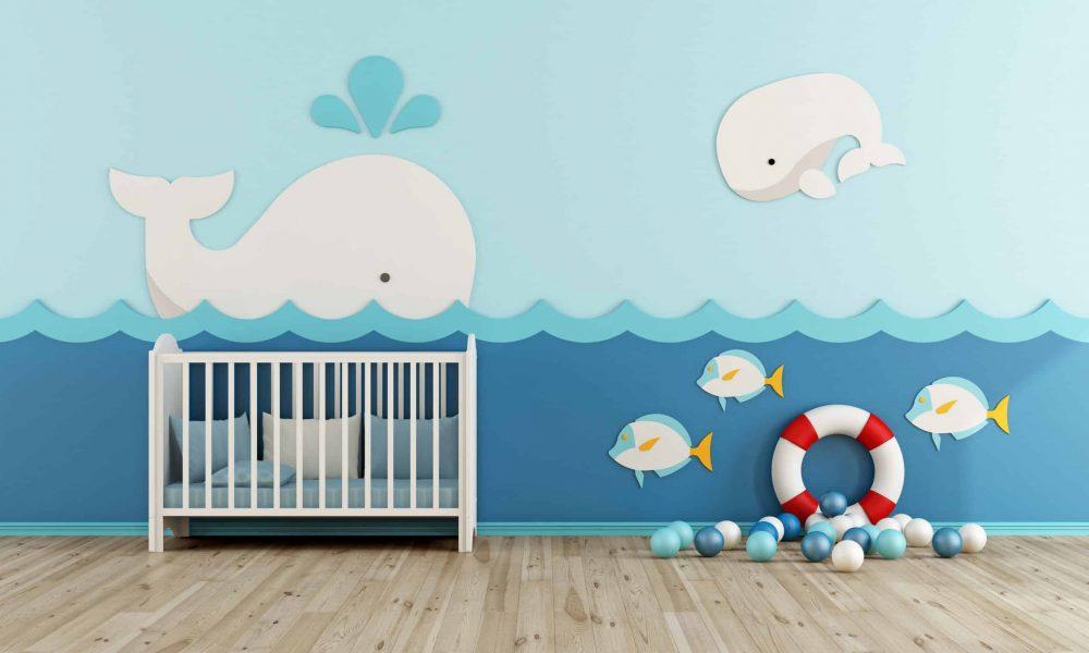 10 meilleures idées de déco pour la chambre d'un bébé garçon