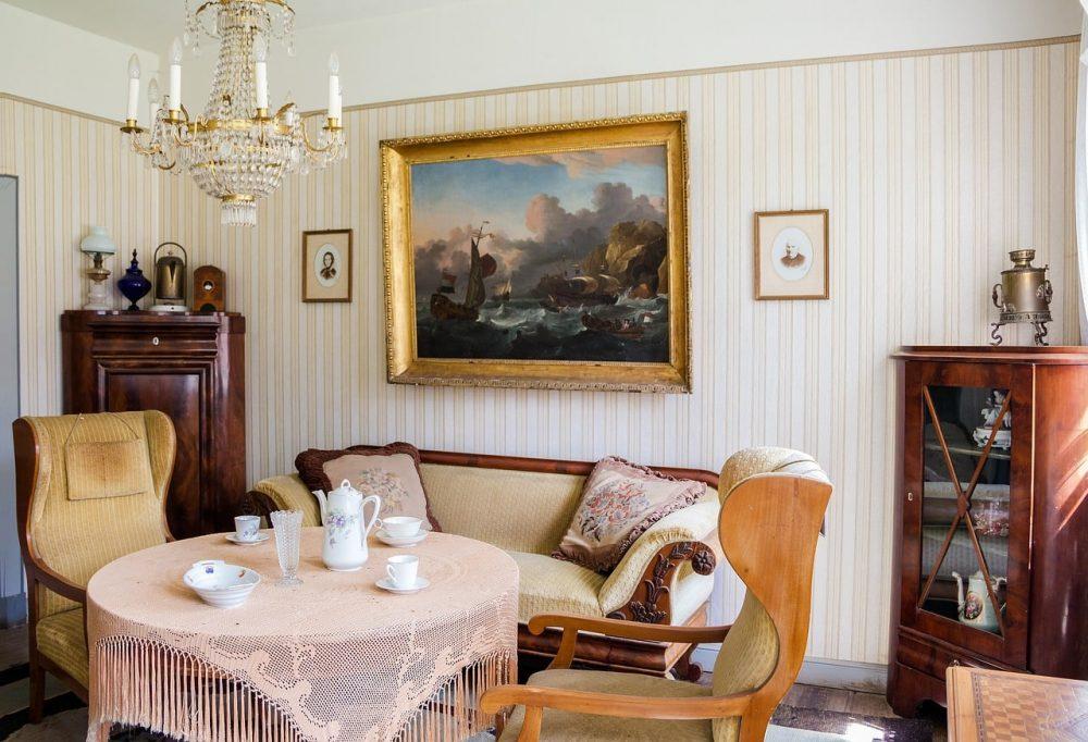5 idées déco chambre baroque chic
